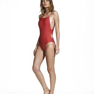 60d9a4b531e Vix Swim | By Paula Hermanny Solid Ice Nude Tan One Piece | Poshmark